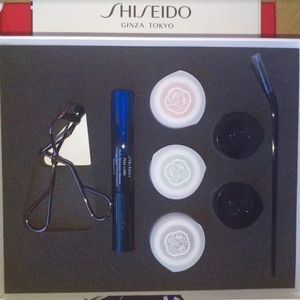 **NEW** Shisedo Eye Set (Full Size Products)